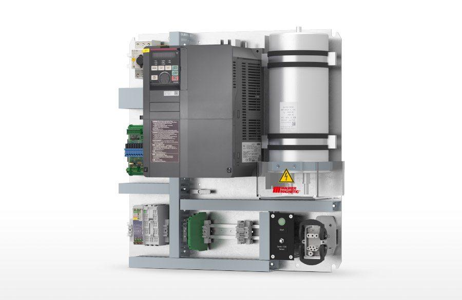 Power module DN-Integration for demagnetizers of Maurer Magnetic.