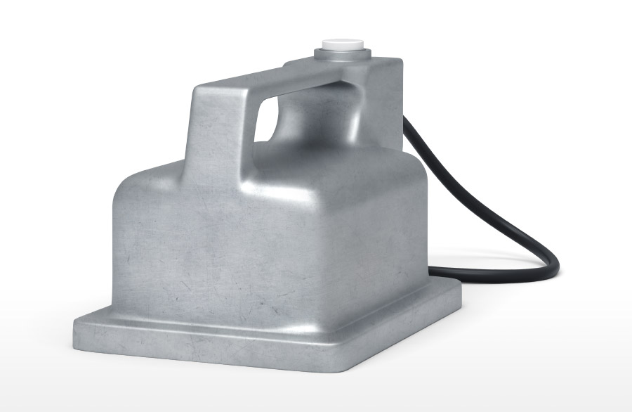Handentmagnetisierer HE2 - Rendering